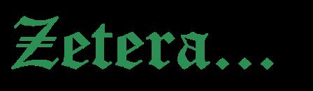 Zetera