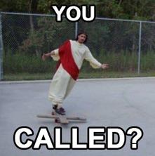 u called
