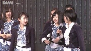 NMB48 130321 N1 LOD 1830 (Shinohara Kanna Graduation Announcement).wmv - 00010