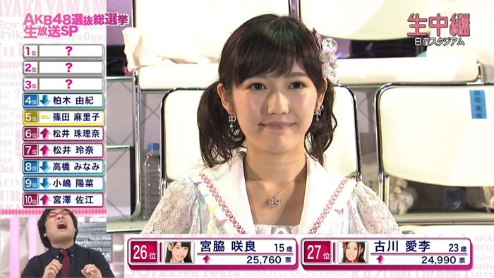130608 AKB48 32nd Single Senbatsu Sousenkyo (Fuji TV broadcast).ts - 00001
