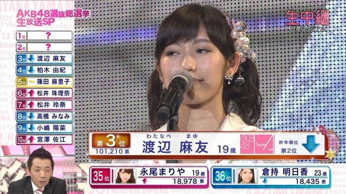 130608 AKB48 32nd Single Senbatsu Sousenkyo (Fuji TV broadcast).ts - 00007