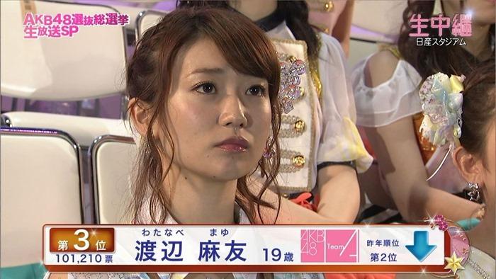 130608 AKB48 32nd Single Senbatsu Sousenkyo (Fuji TV broadcast).ts - 00009