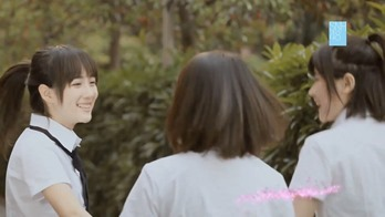 SNH48《化作樱花树》MV正式版 - YouTube.MP4 - 00005