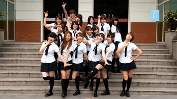 SNH48《化作樱花树》MV正式版 - YouTube.MP4 - 00028