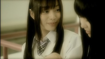 MV Nogizaka46 2nd Single - Ookami ni Kuchibue wo (Under Girl).mkv - 00039