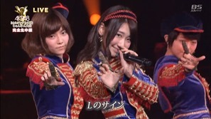 130918 AKB48 34th Single Senbatsu JankenTaikai (BS-sptv).mp4 - 00013
