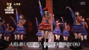 130918 AKB48 34th Single Senbatsu JankenTaikai (BS-sptv).mp4 - 00014
