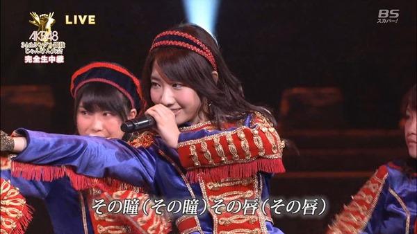 130918 AKB48 34th Single Senbatsu JankenTaikai (BS-sptv).mp4 - 00019