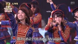 130918 AKB48 34th Single Senbatsu JankenTaikai (BS-sptv).mp4 - 00020
