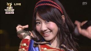 130918 AKB48 34th Single Senbatsu JankenTaikai (BS-sptv).mp4 - 00024