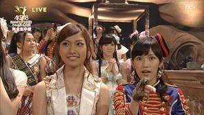 130918 AKB48 34th Single Senbatsu JankenTaikai (BS-sptv).mp4 - 00036