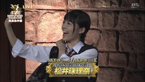 130918 AKB48 34th Single Senbatsu JankenTaikai (BS-sptv).mp4 - 00042