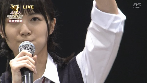 130918 AKB48 34th Single Senbatsu JankenTaikai (BS-sptv).mp4 - 00050