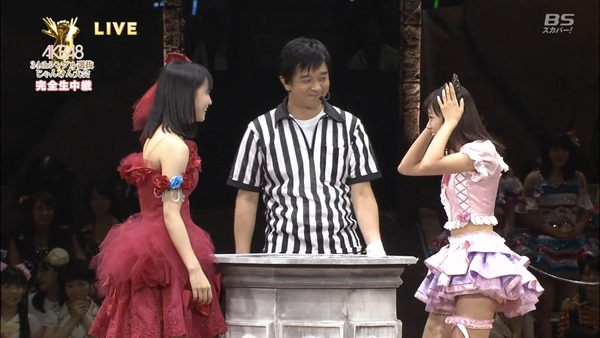 130918 AKB48 34th Single Senbatsu JankenTaikai (BS-sptv).mp4 - 00100