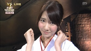 130918 AKB48 34th Single Senbatsu JankenTaikai (BS-sptv).mp4 - 00271
