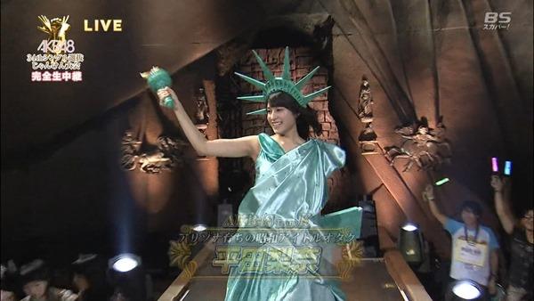 130918 AKB48 34th Single Senbatsu JankenTaikai (BS-sptv).mp4 - 00325