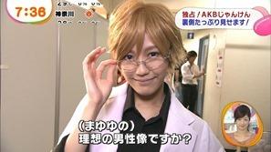 130919 Mezamashi TV (Janken Taikai).mp4 - 00018
