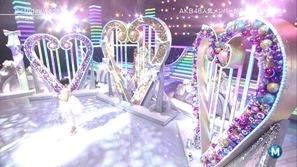 [大水怪] 柏木由紀 - Birthday wedding (Music Station 2013.09.27).ts - 00011