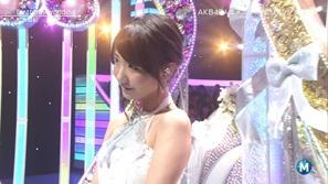 [大水怪] 柏木由紀 - Birthday wedding (Music Station 2013.09.27).ts - 00014