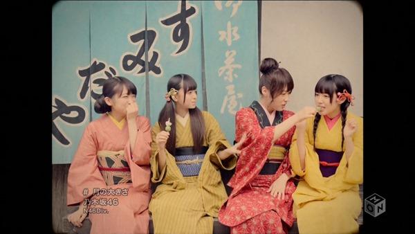 Nogizaka46 - Tsuki no Ookisa (1440x1080i H.264 AAC M-ON! HD) (2013.11.27).ts - 00049