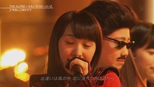 28. Momoiro Clover Z & THE ALFEE - Kogarashi ni Dakarete.mp4 - 00004