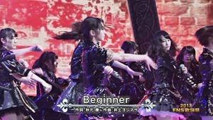Mitani Koki x AKB48 x SKE48 x NMB48 - Beginner (FNS Kayousai 131204).ts - 00000