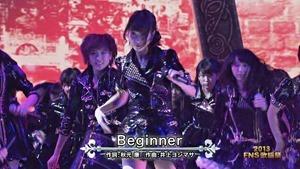 Mitani Koki x AKB48 x SKE48 x NMB48 - Beginner (FNS Kayousai 131204).ts - 00002