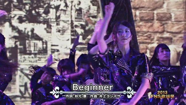 Mitani Koki x AKB48 x SKE48 x NMB48 - Beginner (FNS Kayousai 131204).ts - 00003