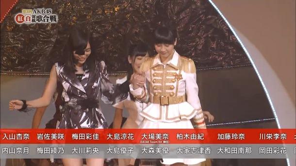 (48G) AKB48 3rd Kouhaku Taikou Uta Gassen.mp4 - 00031