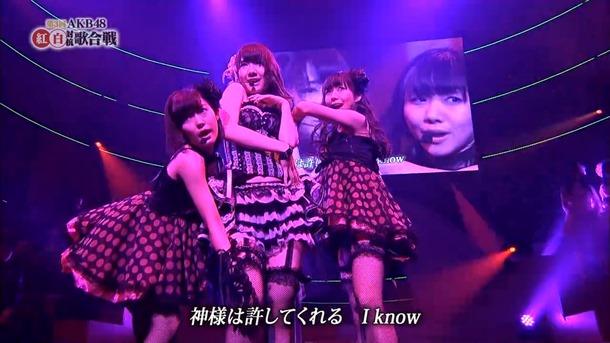 (48G) AKB48 3rd Kouhaku Taikou Uta Gassen.mp4 - 00118