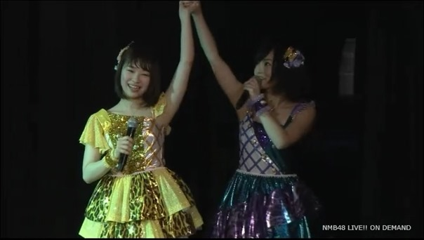NMB48 140101 LOD 1700 (NMB48 Theater 3rd Anniversary Special Performances).mp4 - 00160