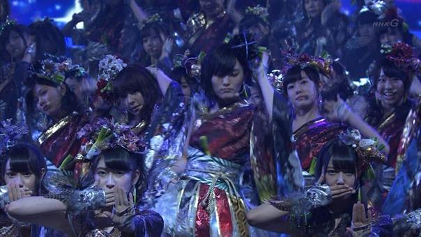 NMB48 PART (64th NHK Kouhaku Uta Gassen 2013.12.31).ts - 00009