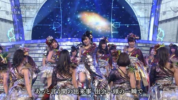 NMB48 PART (64th NHK Kouhaku Uta Gassen 2013.12.31).ts - 00010