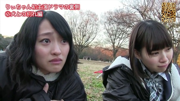 ---NMB48 YNN配信 りぃちゃんドラマ舞台裏 140107.mp4 - 00025