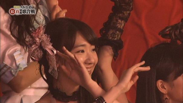 140118 (AKB48G) AKB48 3rd Kouhaku Taikou Uta Gassen.ts - 00023