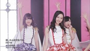 [PV] (2014.03.12) HKT48 - Sakura, Minna de Tabeta (full ver.) (1440x1080i H.264 AAC SSTV HD).ts - 00002