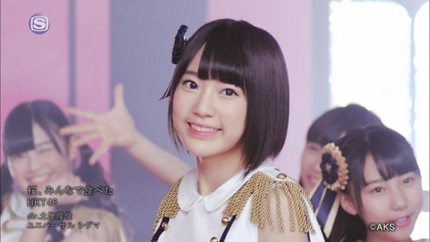 [PV] (2014.03.12) HKT48 - Sakura, Minna de Tabeta (full ver.) (1440x1080i H.264 AAC SSTV HD).ts - 00003