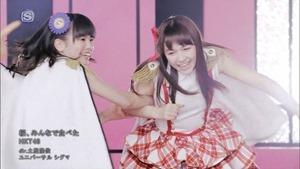 [PV] (2014.03.12) HKT48 - Sakura, Minna de Tabeta (full ver.) (1440x1080i H.264 AAC SSTV HD).ts - 00021