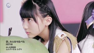 [PV] (2014.03.12) HKT48 - Sakura, Minna de Tabeta (full ver.) (1440x1080i H.264 AAC SSTV HD).ts - 00040
