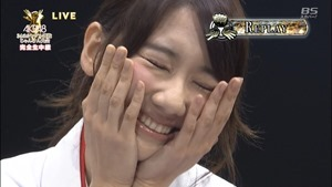 130918 AKB48 34th Single Senbatsu JankenTaikai (BS-sptv).mp4 - 00318