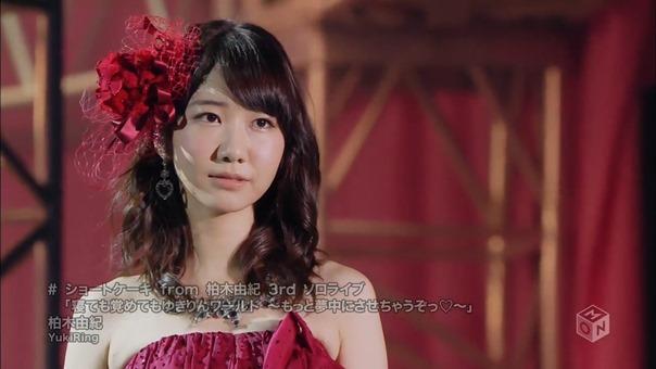 Kashiwagi Yuki 3rd Solo Live - Shortcake (M ON!).mp4 - 00000