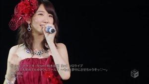 Kashiwagi Yuki 3rd Solo Live - Shortcake (M ON!).mp4 - 00005