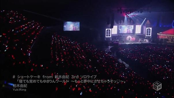 Kashiwagi Yuki 3rd Solo Live - Shortcake (M ON!).mp4 - 00008