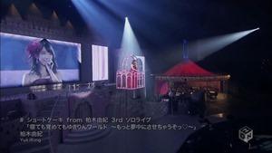 Kashiwagi Yuki 3rd Solo Live - Shortcake (M ON!).mp4 - 00010