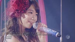Kashiwagi Yuki 3rd Solo Live - Shortcake (M ON!).mp4 - 00011