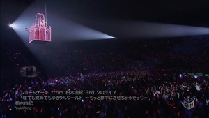 Kashiwagi Yuki 3rd Solo Live - Shortcake (M ON!).mp4 - 00015