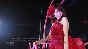 Kashiwagi Yuki 3rd Solo Live - Shortcake (M ON!).mp4 - 00025