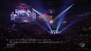 Kashiwagi Yuki 3rd Solo Live - Shortcake (M ON!).mp4 - 00029