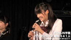 青SHUN学園 2013-02-11 吉祥寺シータワンマン - YouTube.mp4 - 00043