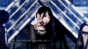TOKYO GIRLS' STYLE - Juujika ~from the movie 「Gakkou no Kaidan -Noroi no Kotodama-」 Ver.~ [1440x1080 h264 M-ON! HD].ts - 00067